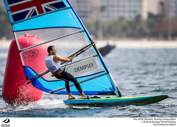 Nick Dempsey-RSX-GBR-Rio-photo by Sailing Energy / World Sailing