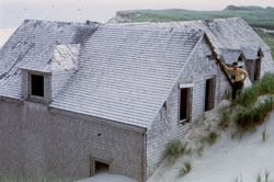 Sable Island-Old Main Station 1971